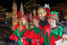 Kansas City Mayor S Christmas Tree Lighting Ceremony Mayors Tree Lighting Presented By Security Bank Of Kansas