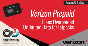 verizon prepaid unlimited 65 mo data plan for jetpacks and prepaid overhauls