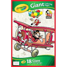 Crayola Giant Coloring Pages Crayola Princess Giant Coloring Pages