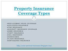 Fire and marine insurances are strictly called pension plans, disability benefits, unemployment benefits, sickness insurance, and industrial insurance are the various forms of social insurance. Property Insurance Coverage