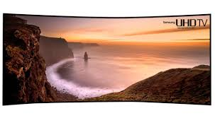 "Samsung launch new ""Samsung Curved UHD TV "" 2"