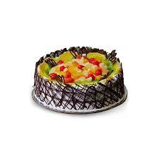 fresh fruit fantacy cake
