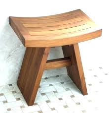shower bench teak bath best stool ideas on corner folding seat australia shower bench teak