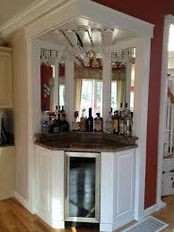 corner curved mini bar. Small Corner Bar Ideas Design Best Cabinet On Kitchenaid Mixer . Home Furniture Modern Curved Mini R