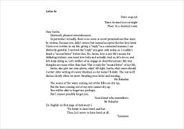 Love Letter Free Download Love Letters Of Great Men 10 Free Word Pdf Documents Download