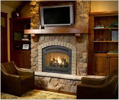 mantle pics of gas insert fireplaces