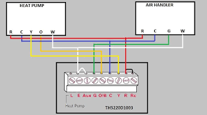 wiring diagram heat pump thermostat the wiring diagram goodman heat pump wiring diagram thermostat diagram wiring diagram
