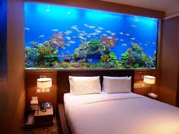 8 Extremely Interesting Places To Put An Aquarium In Your Home