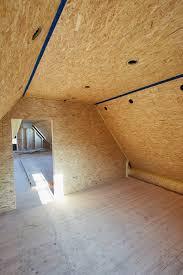 Holzkonstruktion Mit Einblasdämmung Dämmstoffe Newsprodukte