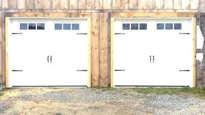 average cost of garage door spring replacement