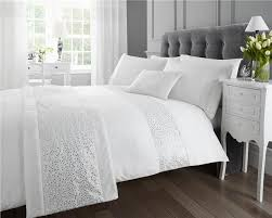 sequin quilt cover duvet sets matching curtains bed