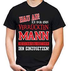 Verrückter Mann T Shirt Geburtstag Geschenk Geschenkidee