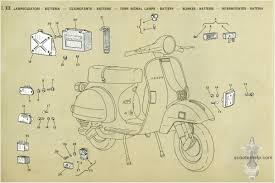 pe wiring diagram wiring diagram and schematic modern vespa p200 turn signal buzzer photo re scooter cdi wiring diagram
