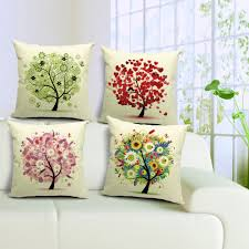 Cheap Cushion Cover, Buy Directly from China Suppliers:Square Pastoral  Bird&Flower Cotton Linen Cushion Cover Ikea Sofa Decorative Throw Pillow  Home Chair ...