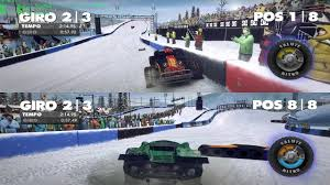 top 10 car racing local multiplayer games of 2017 split screen mode upto four players new
