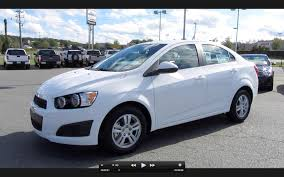 2012 Chevrolet Sonic LT Start Up, Engine, and In Depth Tour - YouTube