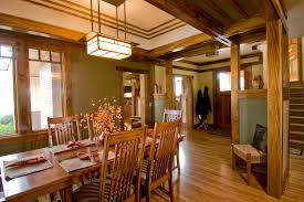 craftsman lighting dining room. Contemporary Dining Room Lighting Fixtures Craftsman With Pendant Light Hardwood Floor L