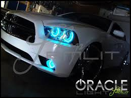 2012 Charger Halo Lights Shoppmlit Dodge Charger Halo Led Lights Automotive Headlig