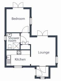 500 square feet one bedroom tiny house floor plans under 500 sq ft for retirement