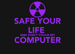 47+] Don't Touch My Computer Wallpaper ...