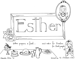 Queen Esther Coloring Pages New Interesting Fresh Free Printable