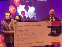 3Shape - CHICAGO 2018 – AND THE WINNER IS ….. Ben Zepeda... | Facebook