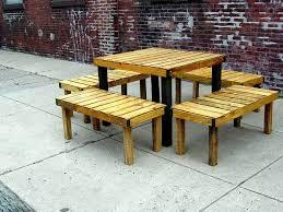 pallets patio furniture. Patio Furniture Plans Awesome Sto Od Paleta Sa Cve\u201e\u2021em Pallet Coffee From Pallets
