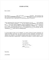 Examples Of Business Cover Letters Business Cover Letter Sample By ...