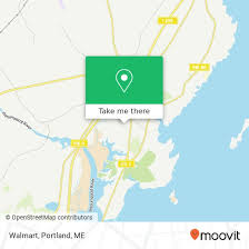How To Get To Walmart In Portland Me By Bus Moovit