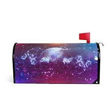 Space X Cover Letter Amazon Com Magnetic Mailbox Cover Space Star Milky Way