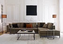 Tan Couch Living Room Tan Sofa With Black Trim Interior Design Ideas