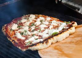 How To Cook A Pizza How To Grill Pizza Grilled Pizza Recipe Simplyrecipescom