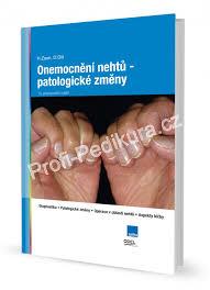 Kniha Onemocnění Nehtů Patologické Změny Profi Pedikuracz
