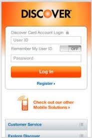 Discover Credit Card Login Credit Card Login