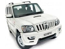 new car launches september 2014Mahindra Scorpios automatic variant to be launched soon Spotted