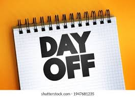 Day Off Work Images, Stock Photos & Vectors | Shutterstock