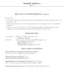 Mechanic Resume Example Auto Mechanic Certification Generator ...