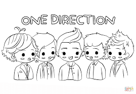 One Direction Printable Free Download