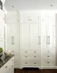 best 25 wall pantry ideas on pantry cabinets built within kitchen wall