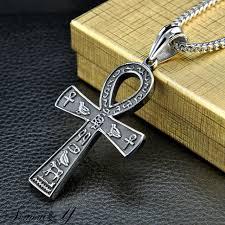 egyptian ankh key of life necklace