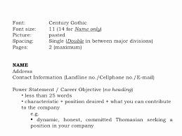 Double Major Resume Sample Fresh Double Major Resume Resume