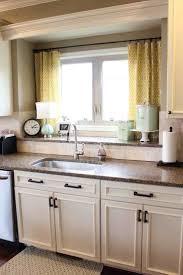 Contemporary Kitchen Valances 25 Best Ideas About Modern Kitchen Curtains On Pinterest