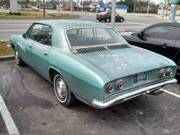Curbside Classic: 1965 Chevrolet Corvair 500 – Double or Nothing!