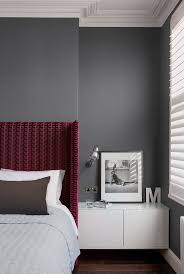 Gray Bedroom on Design Milk // Pantone-Valspar-Paint I love ...