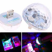 ĐÈN LED USB VŨ TRƯỜNG CẢM ỨNG THEO NHẠC - ChoBaDao