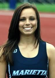 Lauren Asbury (1/24/2011) - Athlete Awards - Marietta College Athletics