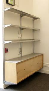 office shelving systems. Office Nook Shelving With Integrated Cabinetry By E-Z Systems, Inc. Systems