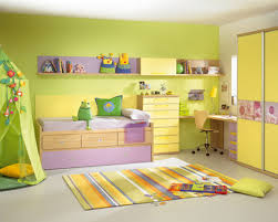 Kids Bedroom Paint For Walls Lime Green And White Themed Kids Room Paint Ideas With Simple