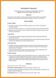 Stock Clerk Resume Resume Online Builder