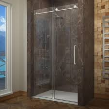 amazing glass shower doors for your bathroom design idea glass shower doors small shower doors